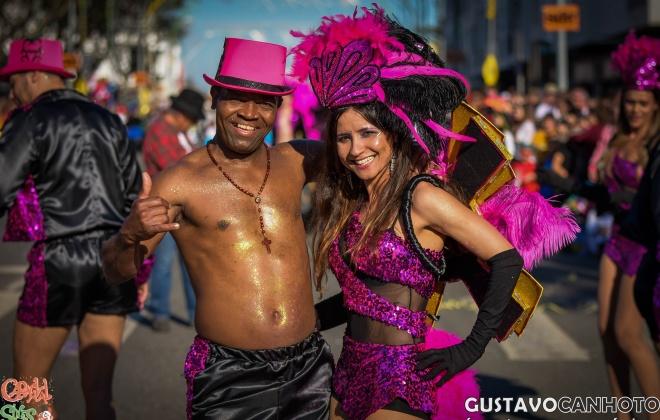 Milhares de pessoas assistiram ao desfile do Carnaval de Sines 2020