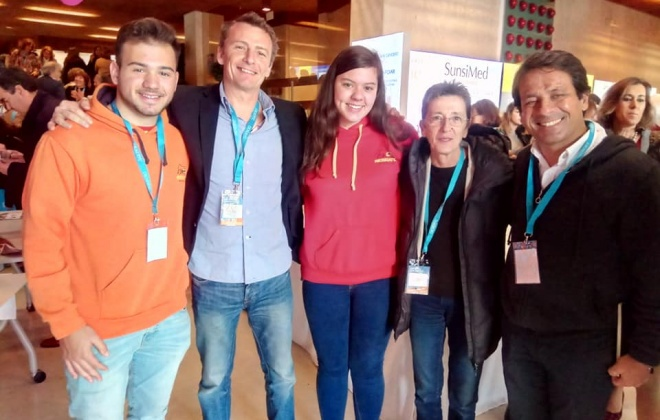 Resgate homenageada pela Associação Portuguesa de Cancro Cutâneo