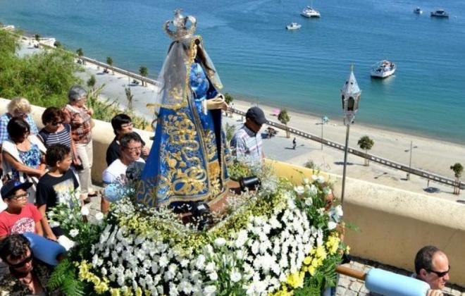 Senhora das Salas realiza-se este ano sem as tradicionais procissões devido ao Covid-19