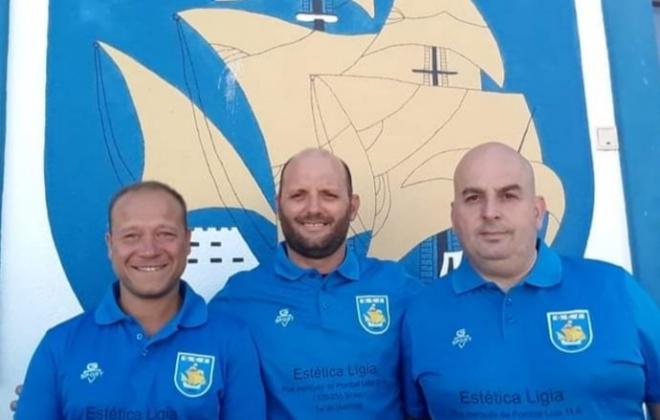 Ginásio de Sines apresentou a equipa técnica para 2020-2021