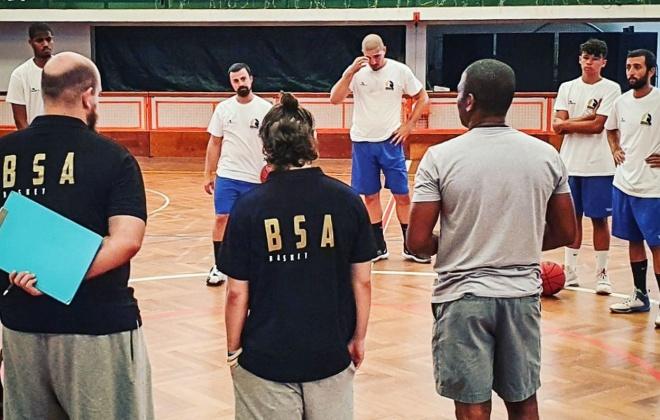 ABC de Santo André já iniciou a época desportiva 2020-2021