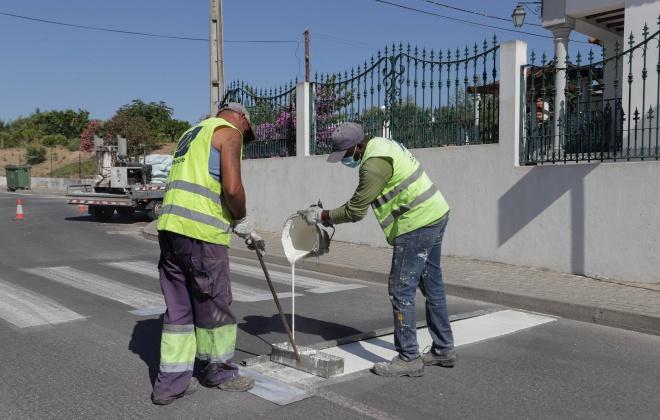 Sinalização rodoviária foi remodelada em bairros de Alcácer do Sal