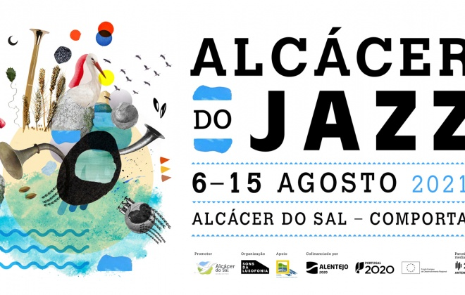 """O melhor do jazz está a partir de hoje no  festival """"Alcácer do Jazz"""""""