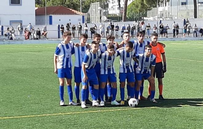 Juvenis do Sporting vencem em Vila Nova de Milfontes