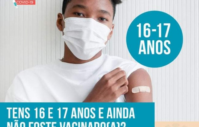 """Covid-19: """"Casa Aberta"""" da vacinação disponível a partir deste sábado para maiores de 16 anos"""