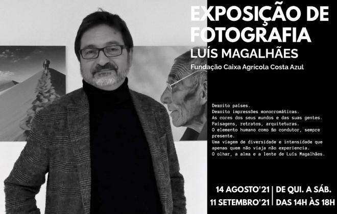 Exposição de fotografia de Luís Magalhães em Santiago do Cacém