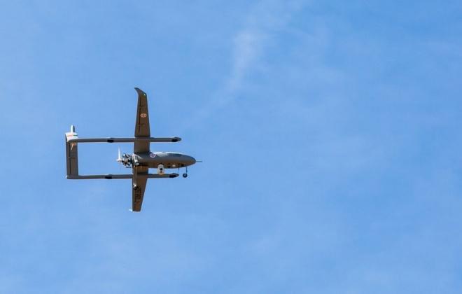 Força Aérea utiliza meios aéreos não tripulados para deteção de fogos
