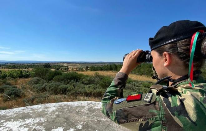 Forças Armadas reforçam dispositivo nacional de vigilância e deteção de incêndios rurais