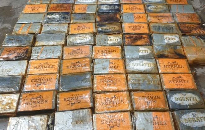 Polícia Marítima apreende 60 quilos de droga no porto de Sines