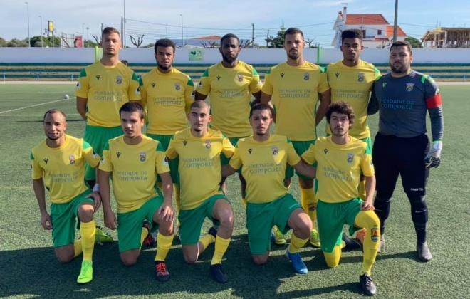 Atlético Alcacerense acabou com o futebol sénior