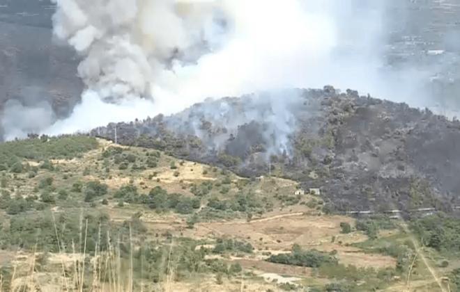 Incêndio em Odemira foi considerado dominado