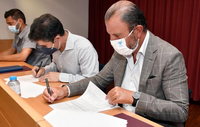 Qualificação da zona empresarial de Vila Nova de Santo André pretende potenciar o investimento privado