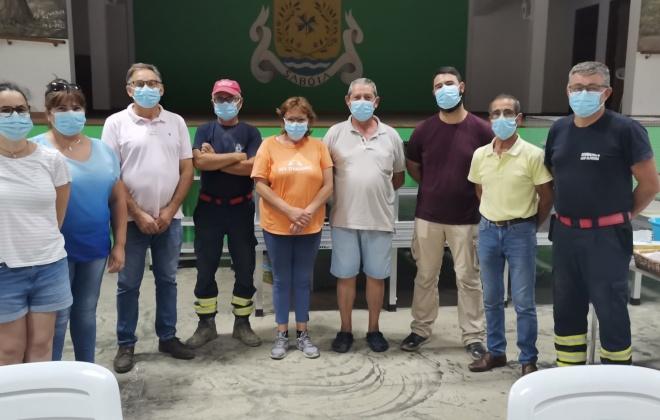 Bombeiros de Odemira agradecem apoio dos empresários e população