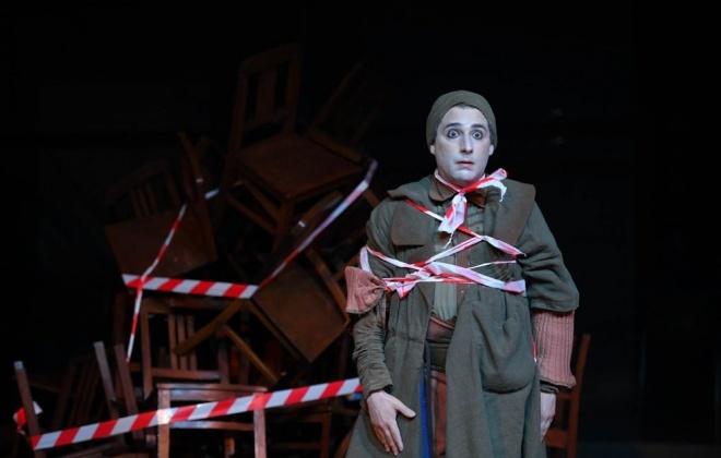 Espetáculo 'Sou Eu' é apresentado hoje no Centro de Artes de Sines