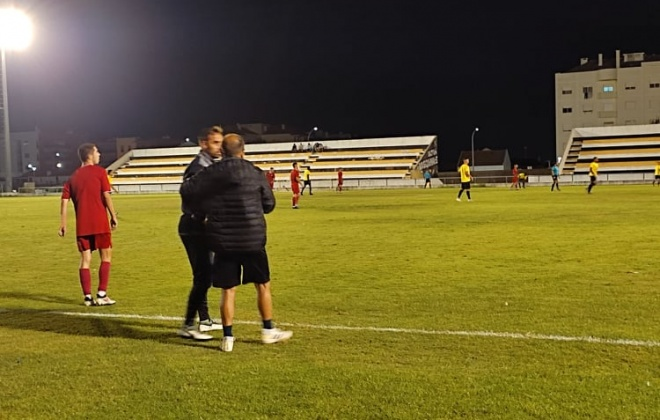 Vasco da Gama e Aljustrelense empataram ontem a dois golos