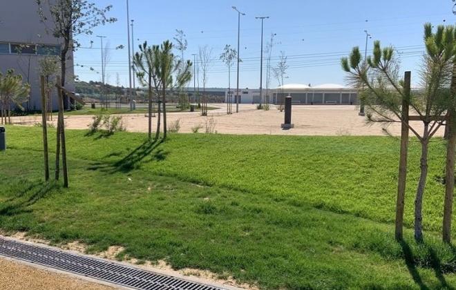 Novo Parque Urbano de Alcácer do Sal abre este sábado dia 4 de setembro