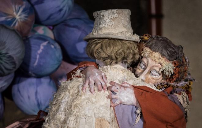 Teatro Só apresenta 'Sorriso' em Santiago do Cacém