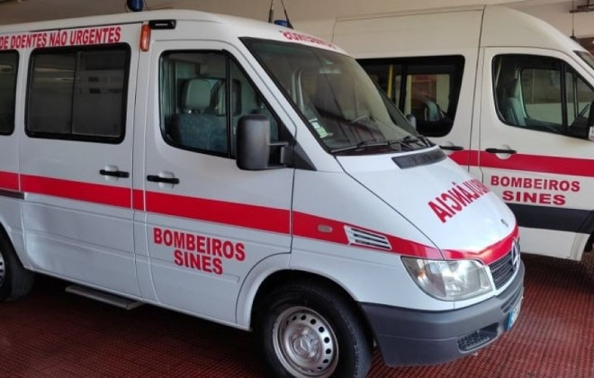 Direção da A.H.B.V. de Sines assume transporte de doentes não urgentes
