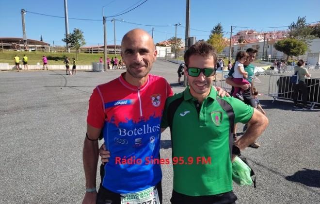 Paulo Morais e Roberto Baião vencem 7.ª edição do Miróbriga Trail Run